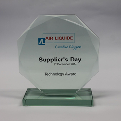 BOA Receives Air Liquide Award for Technology