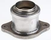 Self-supporting decoupling joint CE type