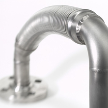 Metal hoses for gas turbines