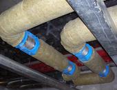 HVAC Rohrleitung