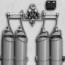 BOA-Schläuche für Gasflaschen