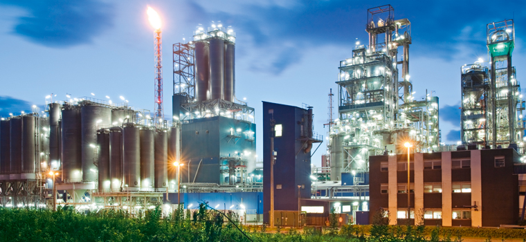 BOA Group Petrochemische Industrie